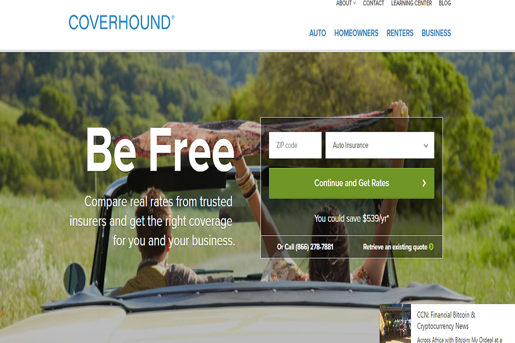 coverhound picture