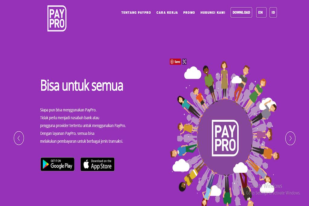 pasar e-money picture