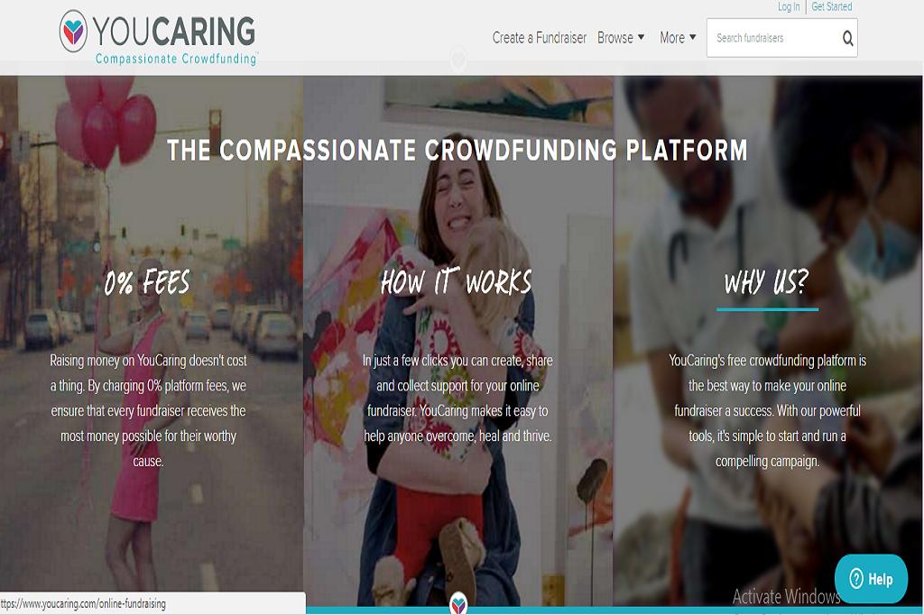 compassionate crowdfunding picture