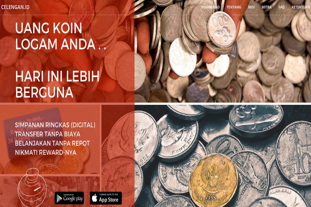 Tukarkan Uang Koin Anda picture