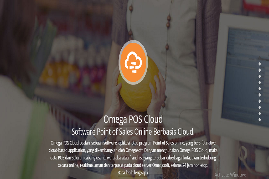 Software POS OmegaSoft