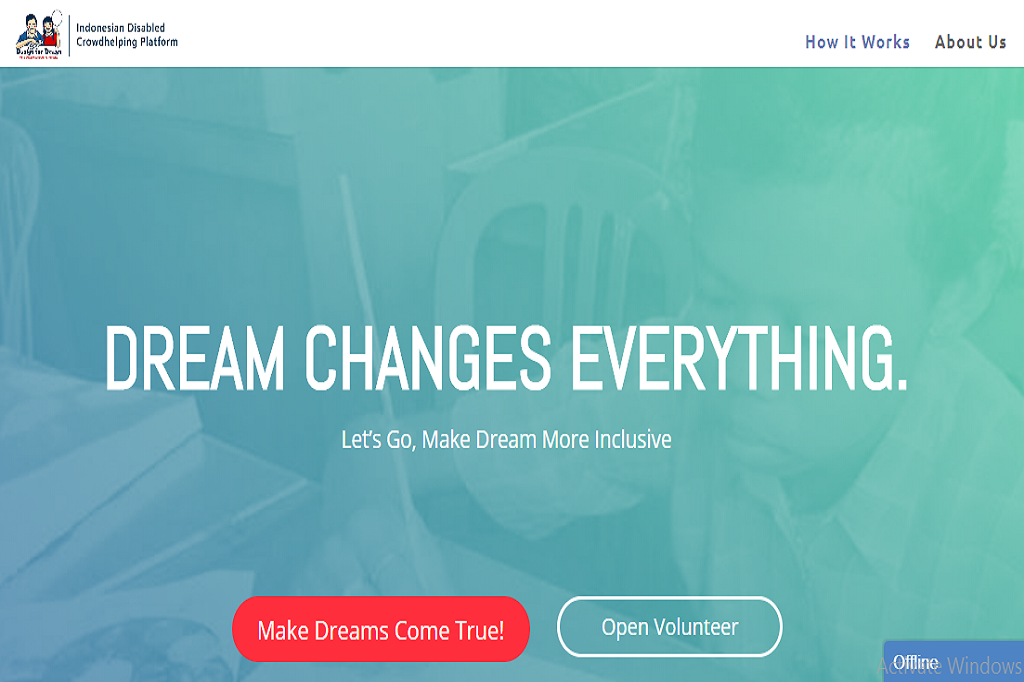 Fintech CrowdFunding Design For Dream picture