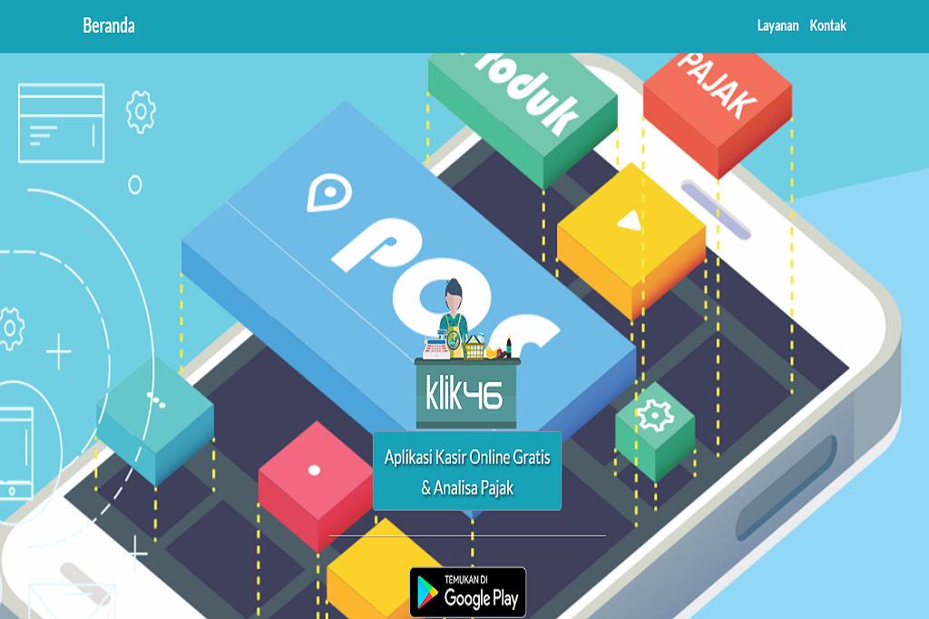 aplikasi Klik46 picture