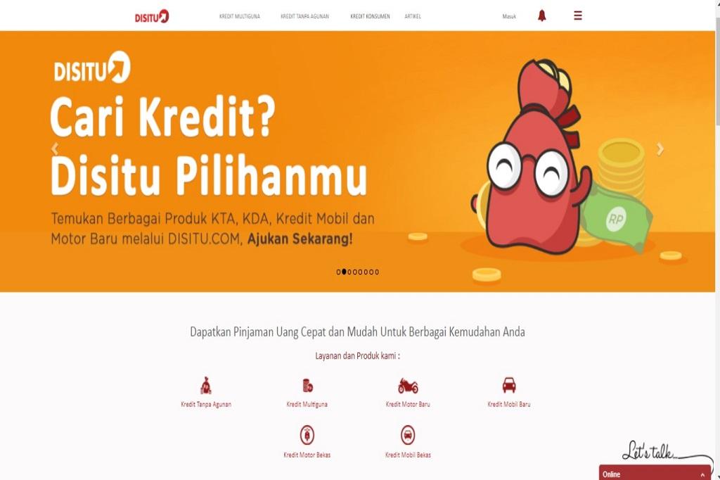 pilih kredit lebih mudah picture