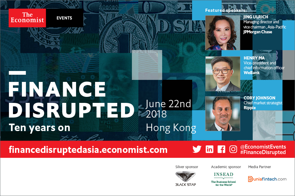 Finance Disrupted Asia Picture