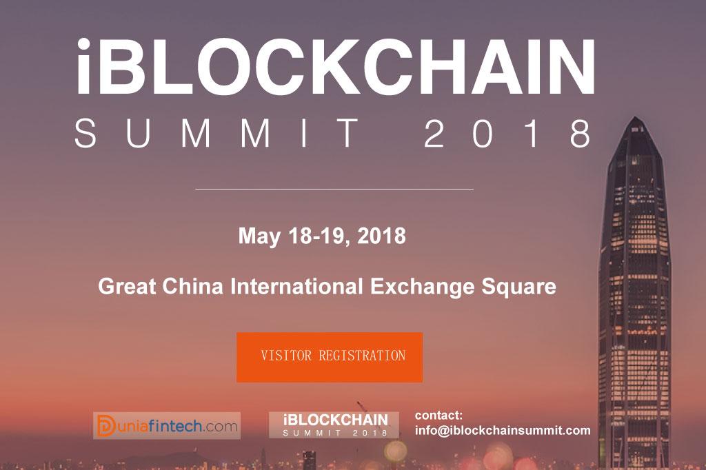 iblockchain summit 2018 picture