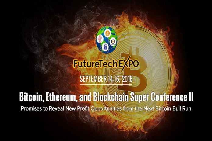 Bitcoin, Ethereum dan Blockchain Super Conference