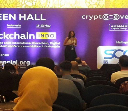 Blockchain indo 2018 picture