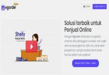 penjualan online picture