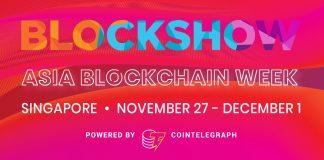 Blockshow asia blockchain week picture