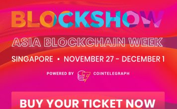 Blockshow asia blockchain week picture