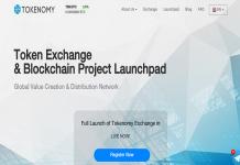 Tokenomy Exchange picture