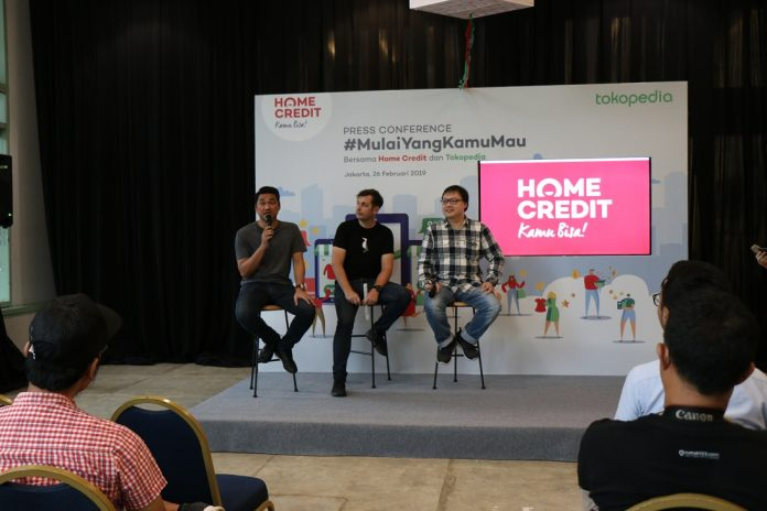 Fintech Home Credit Indonesia picture