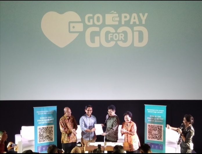 GO-PAY Gandeng Filantropi Indonesia picture
