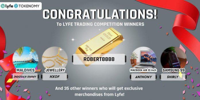 Kompetisi Trading Lyfe picture
