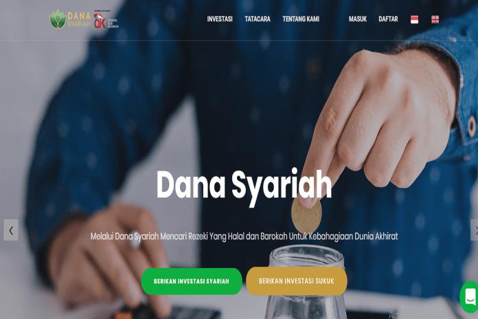 fintech dana syariah