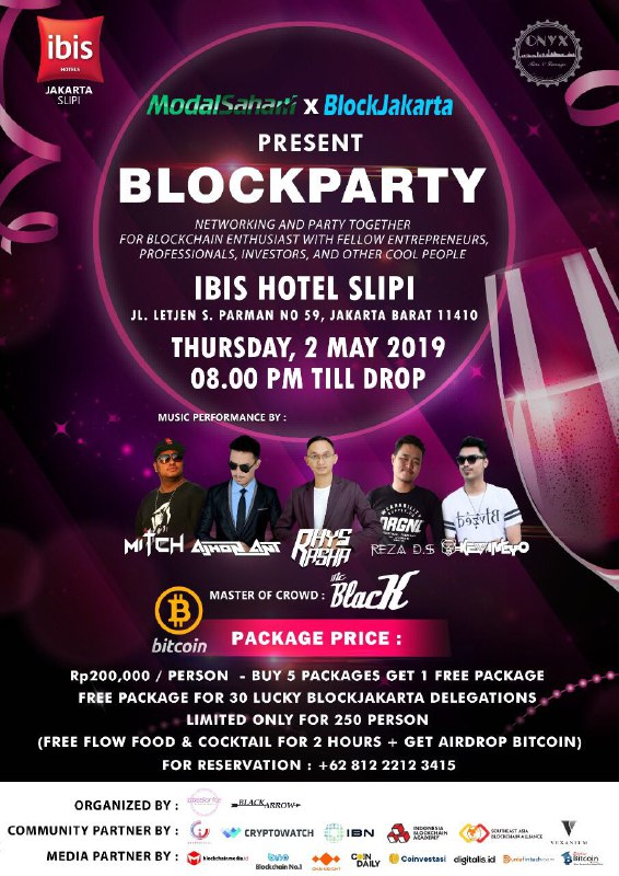 BlockParty Jakarta picture