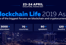 Blockchain Life Singapore picture