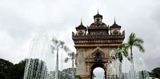 Iklim Fintech di Laos picture