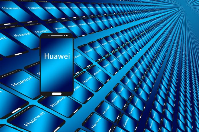 HP Huawei picture