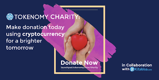 Tokenomy Charity picture
