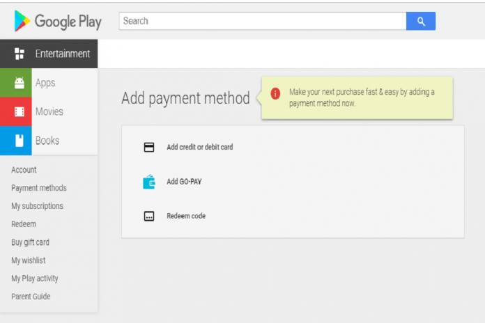 google play picture