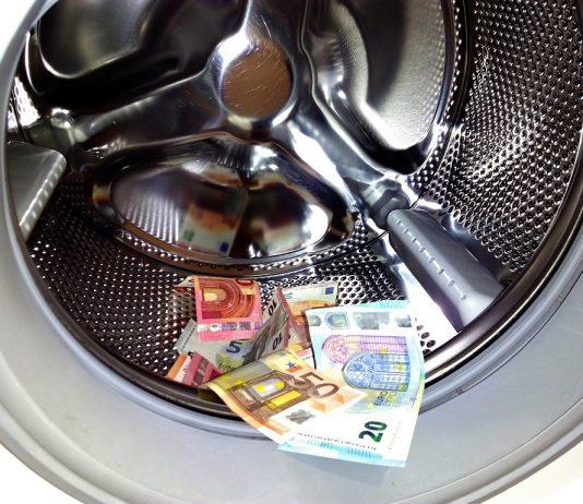 money laundry