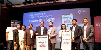 Asuransi Gadget dari Allianz Indonesia dan Home Credit Indonesia picture