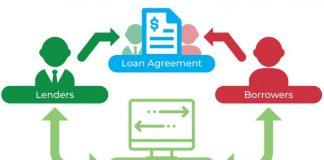 pinjaman P2P lending