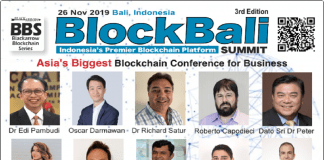 BlockBali Blockchain Conference 2019 picture