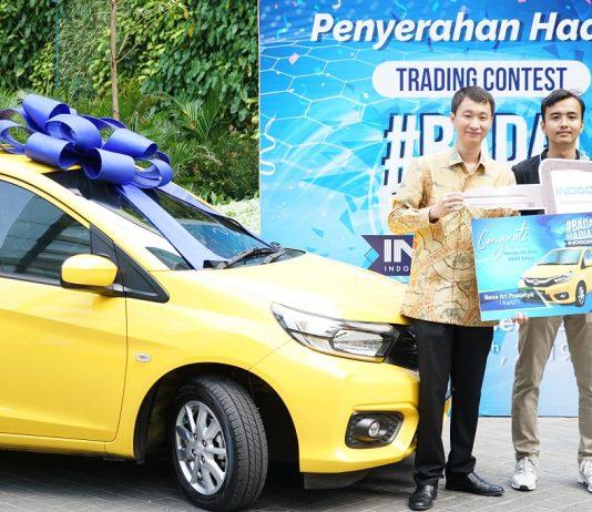 Indodax Menggelar Trading Contest