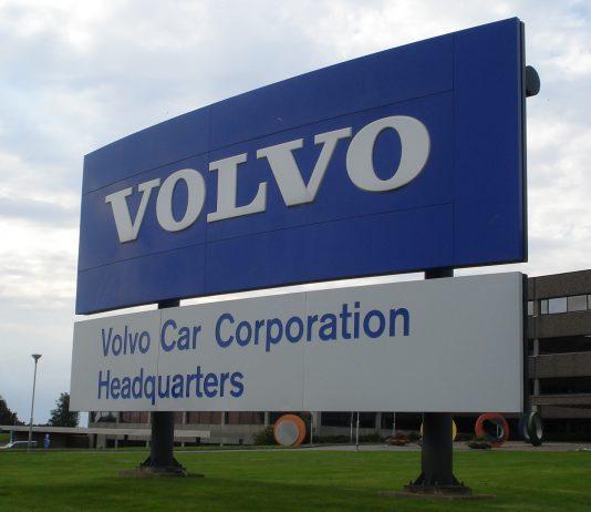 Volvo blockchain