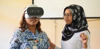Guru Ahli Virtual Reality