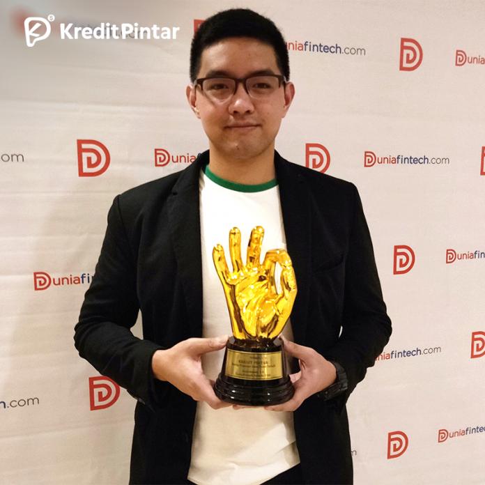 Kredit Pintar DuniaFintech Award 1