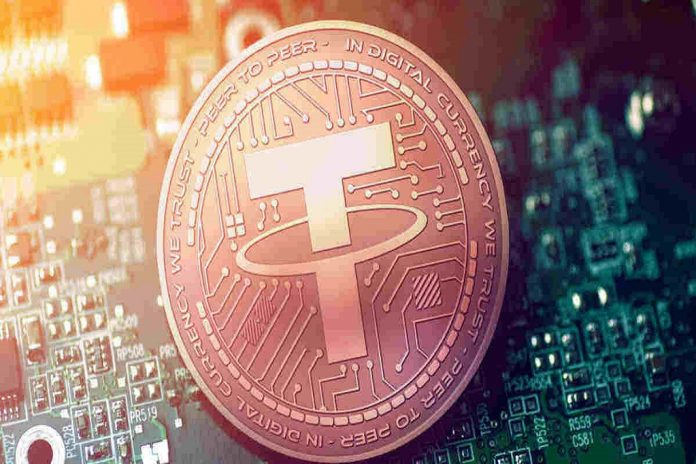Tether Meluncurkan USDT Stablecoin