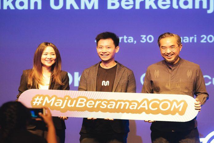Memajukan UKM Indonesia